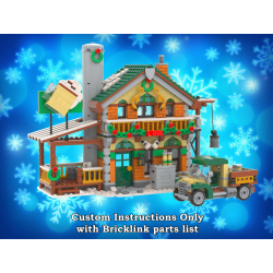 Winter Village Eggnoggery