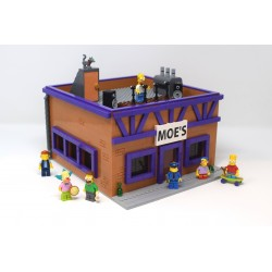 Moe's Tavern from The Simpsons
